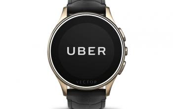 Comanda Uber direct de pe Vector Watch