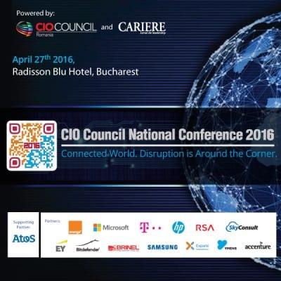 Conferinta Nationala a Managerilor de IT a ajuns la editia a IV-a
