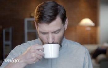 Amigo ataca noi segmente din piata cafelei