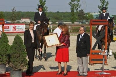Circuitul Salonul Calului a adunat in prima etapa 129 de cai participanti