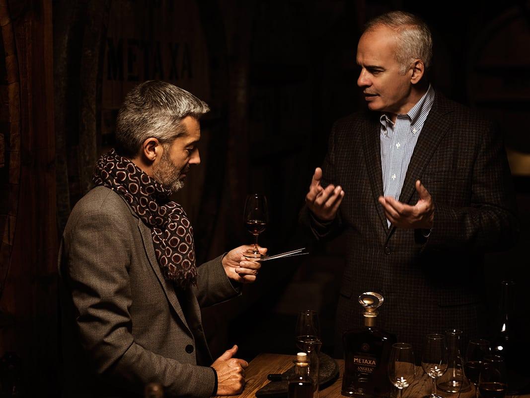 Costas Raptis & Pierre Aulas - The Creative Encounter (2)