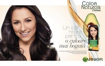 O noua campanie Garnier Color Naturals