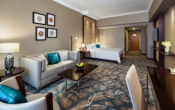 Investitie de 3 milioane de euro in JW Marriott Bucharest Grand Hotel
