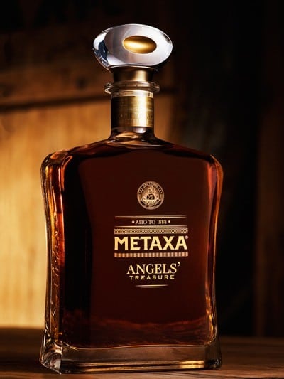 METAXA ANGELS' Treasure -The Decanter (2)