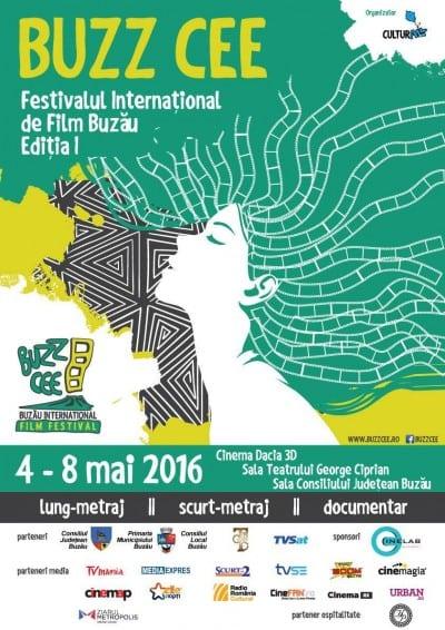 Sase lungmetraje se intrec in competitia festivalului BUZZ CEE