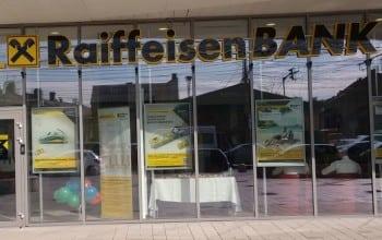 Raiffeisen Bank incepe digitalizarea de la Cluj