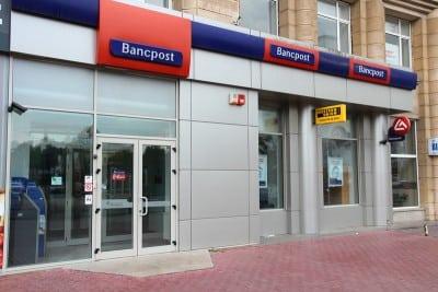 Bancpost – profit net de 19 mil. lei in T1 2016