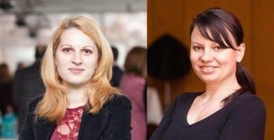 Alina Zarnescu si Florina Seres, promovate de Xerox la nivel regional