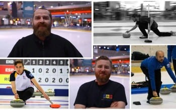 Crowdfunding pentru nationala de curling