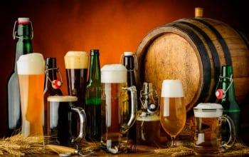 Romanii au baut mai multa bere