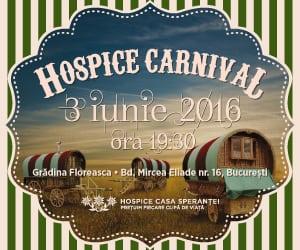 Hospice Carnival - 3 iunie 2016