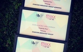 Starcom MediaVest Group, pe scena IAB Mixx Awards Europe 2016