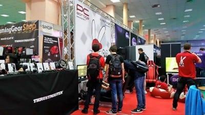 """PC Garage deschide """"The Playground"""" la Comic Con 2016"""