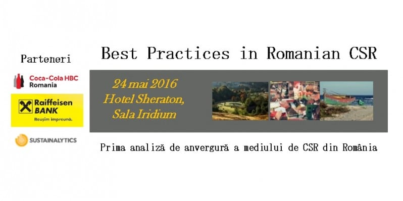 Best Practices in Romanian CSR