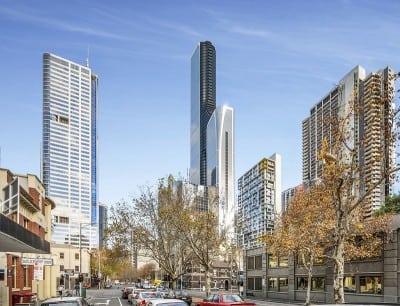 Australia modelata de un arhitect roman