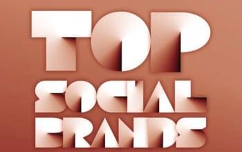 Start la inscrieri pentru Top Social Brands 2016