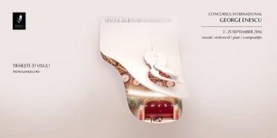 Concursul International George Enescu 2016