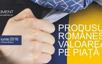 Expo Conferinta RO.aliment, despre valoarea produsului romanesc
