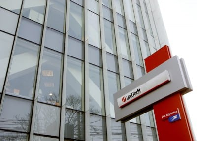 UniCredit Bank, profit de 24 mil euro in T1