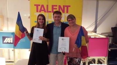 """""""The Inspire Award"""", castigat de filialele din Romania, IAA si IAA YP"""