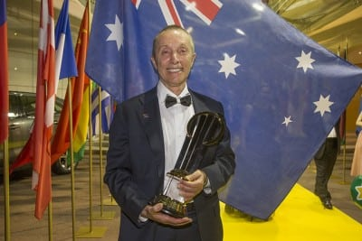 Manny Stul – EY World Entrepreneur Of The Year 2016