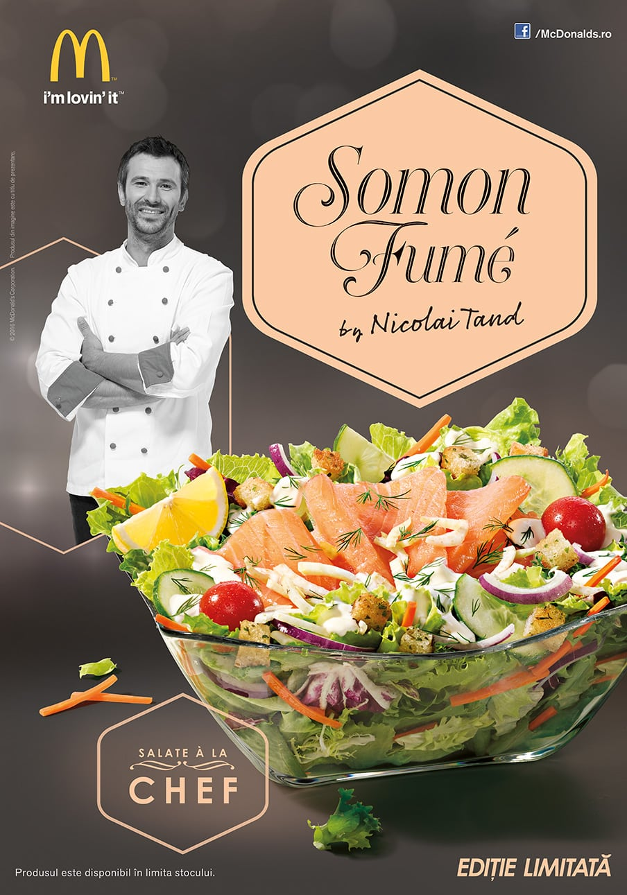 Salata Somon Fume_editie limitata
