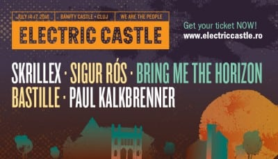 ELECTRIC CASTLE 2016, EDITIA 4