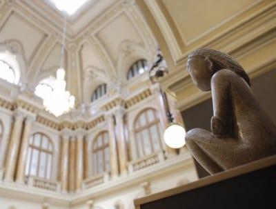 Cumintenia pamantului, expusa la Muzeul BNR