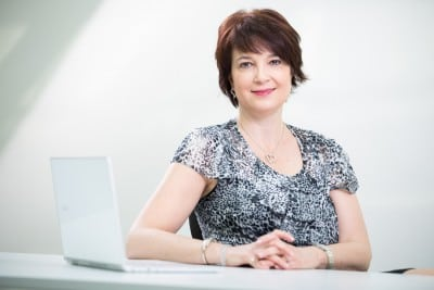 Gabriela Matei, noul director general Microsoft Romania