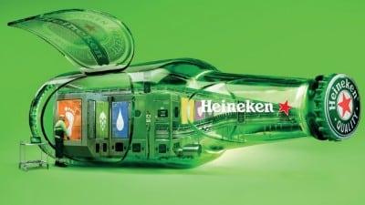 Raportul de sustenabilitate Heineken