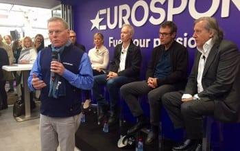 EXCLUSIV – In culisele Eurosport de la Roland Garros