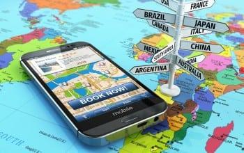 Turismul asistat de smartphone