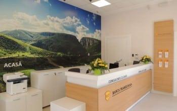 Banca Transilvania – al treilea sediu in Roma
