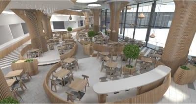 Starbucks deschide o cafenea in Veranda