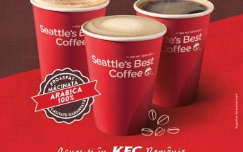 Seattle's Best Coffee, la KFC
