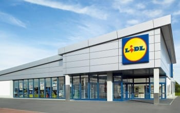 Lidl, un nou magazin in Bucuresti