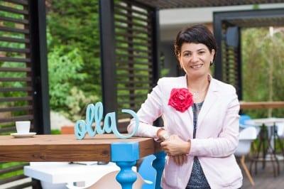 Oana Lamba, Floral Designer Olla Floral Art