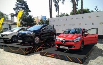 Editie limitata Renault Olimpic, modele Kadjar, Captur si Clio