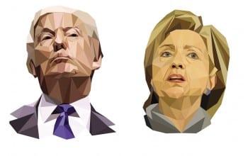 Trump versus Hillary