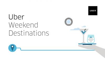 Curse mai ieftine prin Bucuresti cu Uber Weekend Destinations