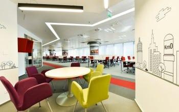Vodafone Romania muta 2.300 de angajati in sediu nou
