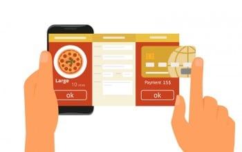 Online-ul domina piata de food ordering