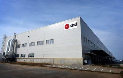 Centru logistic DPD de 1,5 mil. euro la Mogoșoaia