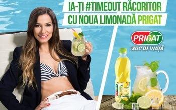 O nouă gamă de limonade Prigat