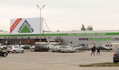 Leroy Merlin ajunge la Timișoara