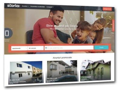 OLX lansează platforma imobiliară Storia
