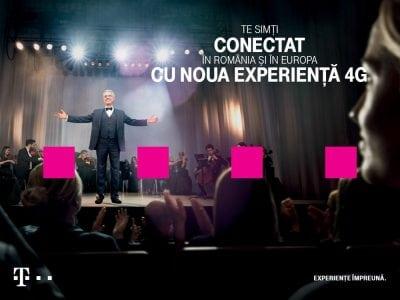 Noua campanie de comunicare Telekom