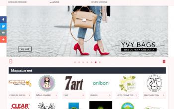 Marketplace online pentru produse românești
