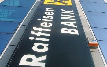 Raiffeisen Bank – profit net de 36 milioane euro în S1