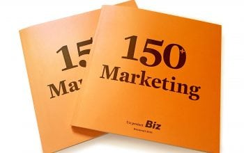 Revista Biz lansează eBook-ul 150 Marketing